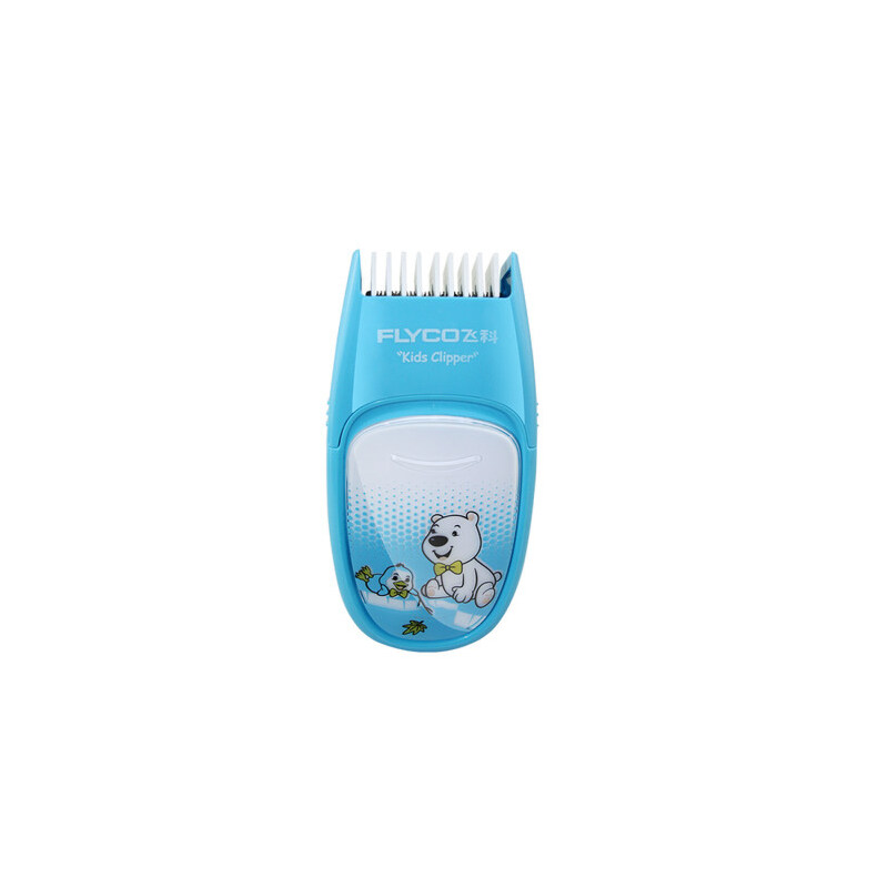 飞科(FLYCO)电动剃须刀 FC5810 电推剪子充电式家用儿童静音剃头刀电推剪头发 充插两用,全身水洗,低音静音设计多效呵护