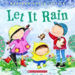 【顺丰包邮】英文原版绘本 Let It Rain 小雨在落下 儿童绘本 幼儿启蒙学习英文版 儿童启蒙阅读教材绘本