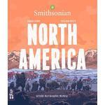 【预订】North America: A Fold-Out Graphic History
