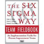 【预订】6 SIGMA Way Team Fieldbook