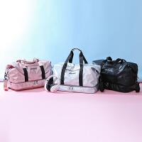 网红旅行包包女大容量行李旅游健身包男干湿分离运动斜跨单肩