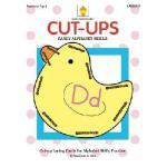 【预订】Cut-Ups: Early Alphabet Skills