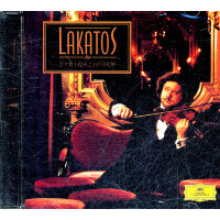 吉卜�小提琴之王拉卡托斯(CD)特�r