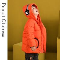 【秒��r:79元】�U�P俱�凡客��b2020冬季新款男小童羽�q服中�L加厚款����保暖外套