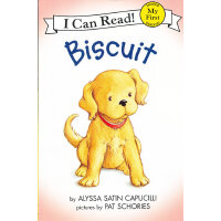 Biscuit小饼干(I Can Read,My First Level)ISBN9780064442121