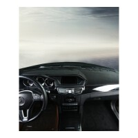 雪佛兰新科鲁兹迈锐宝XL科沃兹赛欧3改装防晒垫中控仪表台避光垫
