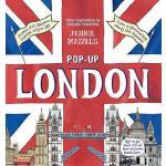 Pop-Up London 英文原版 伦敦立体书