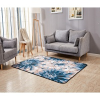 欧式客厅地毯沙发茶几垫卧室床边门厅满铺长方形现代美式定制 190*300/ 大客厅垫