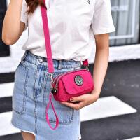 新款女式手包韩版布迷你斜挎包手拿包手机包零钱包女士小布包