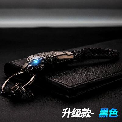 汽车钥匙链挂件男士个性 高端钥匙扣男锁匙扣腰式扣礼品