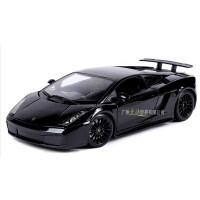 1:18兰博基尼盖拉多合金跑车模型仿真合金 汽车车模型原厂