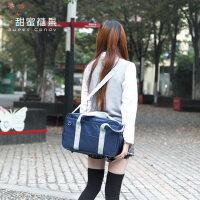 日本正统JK制服包二次元系COS动漫学生书包单肩手提通勤斜挎布包
