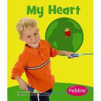 【预订】My Heart 进口原版 9780736878357