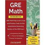 【预订】GRE Math Workbook: GRE Math Prep 2018 & 2019 and Practi