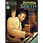 【预订】Jimmy Smith: Jazz Play-Along Volume 184 9781480387317