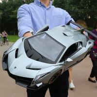 跑车漂移赛车充电动儿童玩具车男孩兰博基尼遥控车大号遥控汽车