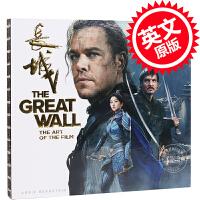 [现货]长城 电影艺术设定集 英文原版 The Great Wall: The Art of the Film 张艺谋导演电影 艺术画册 马特