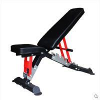 哑铃凳臂肌胸肌腿部仰卧板飞鸟凳哑铃凳多功能健身椅商用仰卧起坐辅助器