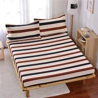 ???床笠单件1.8m床罩床套1.21.5m床单席梦思床垫保护套床垫套