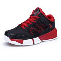 男孩子篮球鞋6儿童7田径8运动鞋9比赛球鞋10初中12大童15岁学生鞋
