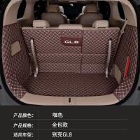 本田歌瑞后备箱垫专用于别克gl8七座全包围25s 28t es商务车7新尾箱垫子 专车专用
