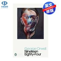 现货英文原版 1984 Nineteen Eighty-Four 乔治奥威尔企鹅现代经典 反乌托邦政治寓言小说 英文版书