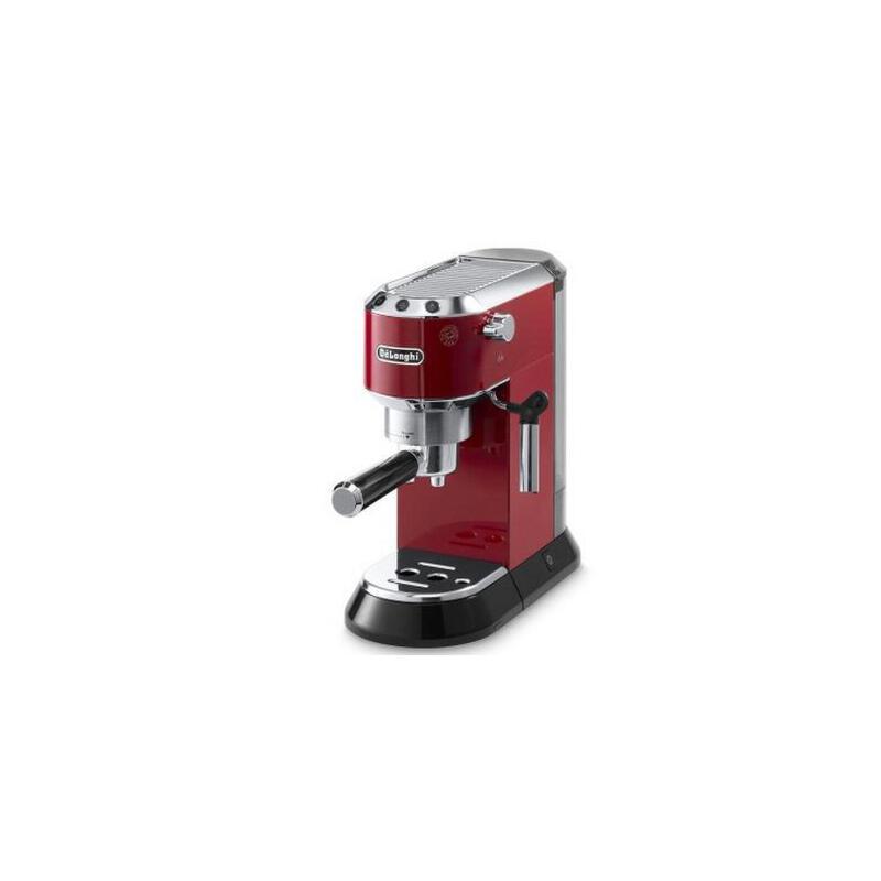 Delonghi/德龙 EC680意式家用半自动咖啡机金属不锈钢咖啡机 金属不锈钢咖啡机