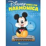 【预订】Disney Songs for Harmonica Diatonic Harmonica Book 9781