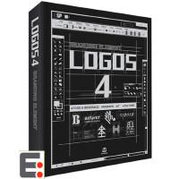 标志设计书籍 Branding Element Logo 4 平面设计画册 品牌元素-LOGOS 4 标志设计画册 VI设计CI设计 标志设计年鉴