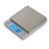 Prointxp普智 厨房电子秤2000g/0.1g 迷你电子秤厨房秤食物烘焙秤营养秤(称重范围0.1g-2kg,0.