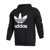 Adidas阿迪达斯 男装 2017新款三叶草运动休闲卫衣套头衫 BR4852