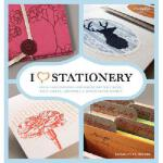 【预订】I Heart Stationery: Fresh Inspirations for Handcrafted