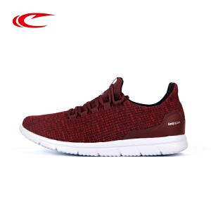 赛琪夏季跑步鞋男青年户外运动鞋男轻便透气防滑鞋套脚晨跑鞋328057