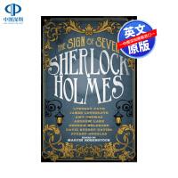 现货夏洛克・福尔摩斯系列 英文原版 Sherlock Holmes: The Sign of Seven 英文版小说 进
