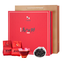 八马茶叶 王信记马到成功乌龙茶武夷肉桂岩茶礼盒装256克