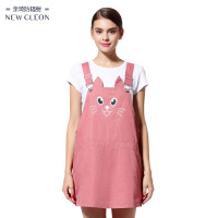 防辐射服孕妇装金属纤维防辐射马甲围裙防辐射背带连衣裙3655