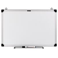 支架式白板移动磁性双面翻转写字板家教学办公黑板
