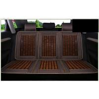 汽车坐垫夏季竹片凉垫竹子凉席制冷座垫小车单片面包货车通用