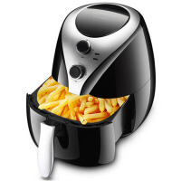 空气炸锅智能薯条机自动大容量无油空气电炸锅家用
