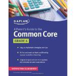 【预订】Parent's Guide to the Common Core: 6th Grade