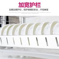 304不锈钢碗架沥水架抽屉式家用厨房置物架收纳沥晾洗碗池放碗筷 升级款碗架 带筷笼+架