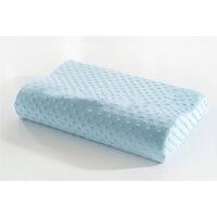 记忆棉枕头 学生 高密度海绵宿舍单人枕芯