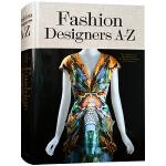 Fashion Designers A-Z 时尚设计师A-Z 时装设计师 布面精装 服装设计书籍