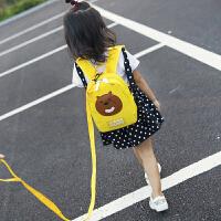 男宝宝可爱女童双肩包婴幼儿童背包 1-5岁幼儿园小书包