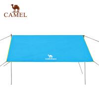 户外帐篷折叠伸缩野外露营 雨棚遮阳棚加厚帐篷装备3-4人