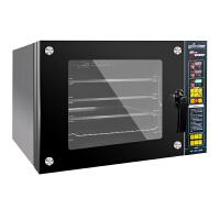 2018新款 glinl/商用热风循环烘焙烤箱全自动热风炉家用电烤箱80L