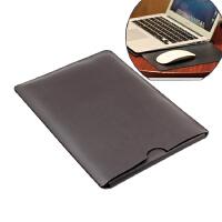 联想笔记本电脑包Thinkpad X1 Extreme 隐士15.6寸内胆包保护套袋 鼠标款 摩卡棕2件 15.6英寸