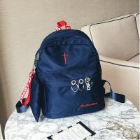 小男孩双肩包韩版潮时尚轻便儿童包包男童女童背包中大童补课书包