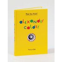 Meet the Artist: Alexander Calder 儿童艺术立体书:雕塑大师考尔德 精装