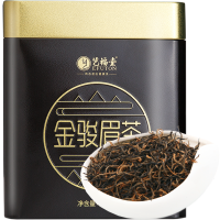 艺福堂茶叶 桐木关金骏眉 正宗武夷山原产 浓香型特级工夫红茶250g